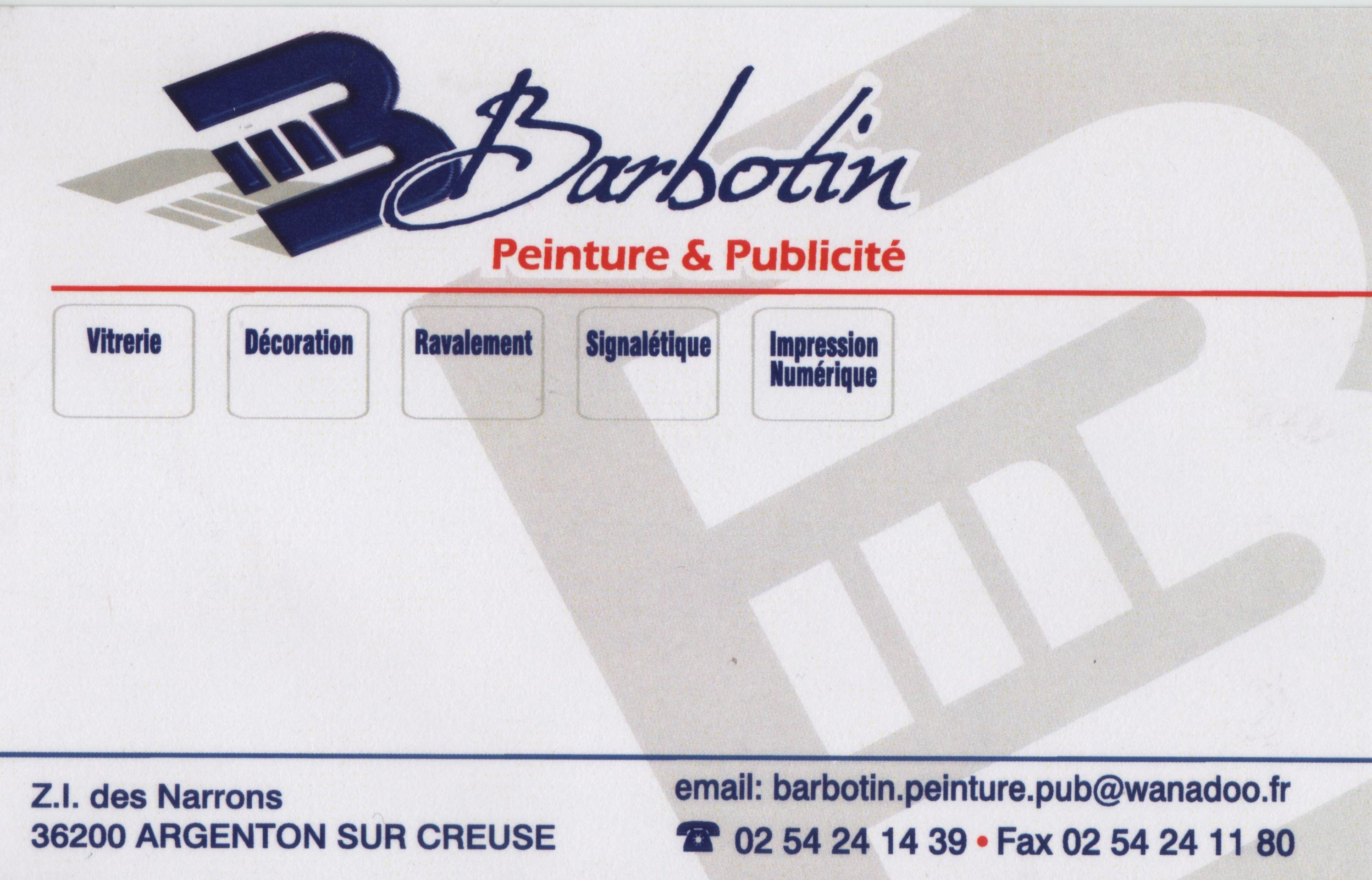 Barbotin