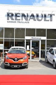 garage renault feuillade
