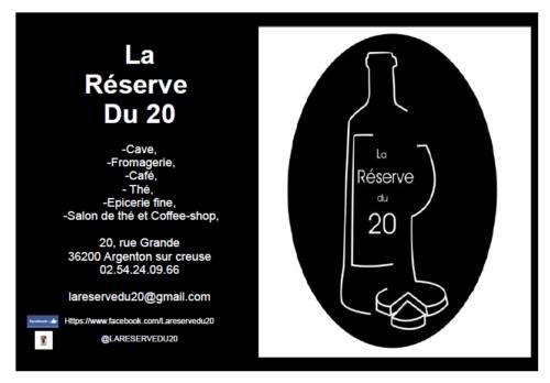 La réserve 20